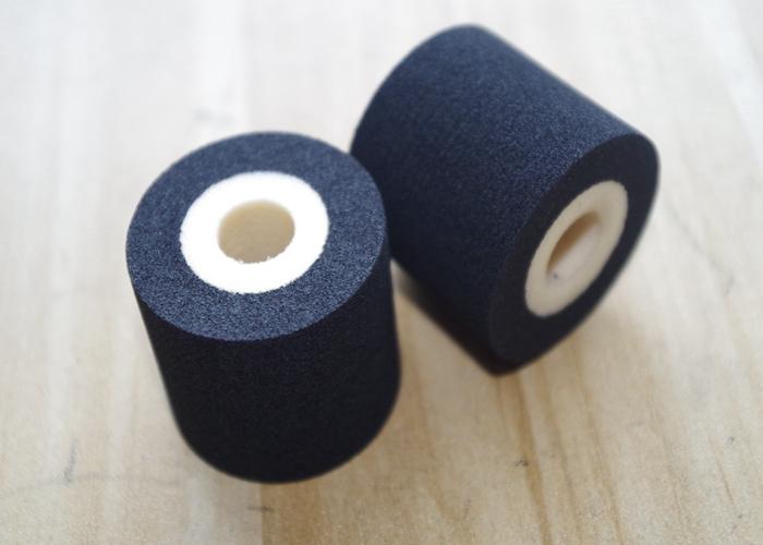 AT908 Hot ink roller, black color